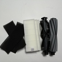 1 Sets Of Roller Brush 3pcs Filter For Ilife A6 X620 X623