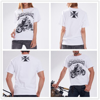 2016 Maglietta Tld Uglybros 801 3d Three dimensional Printing Cotton T shirt / T shirts For And Motorcycle Retro Road Riding