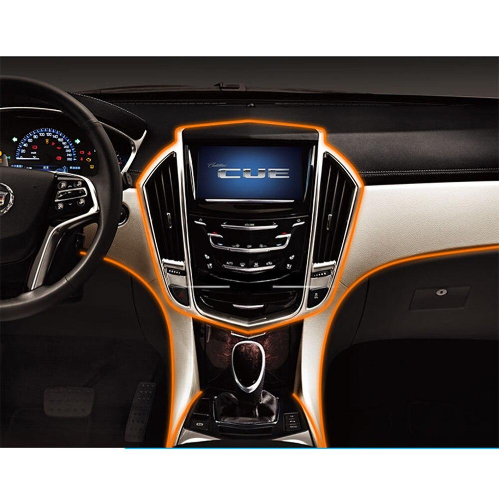 5M avtomobilska notranjost okrasno prelivanje prilagodljiv neonski - Dodatki za notranjost avtomobila - Fotografija 2