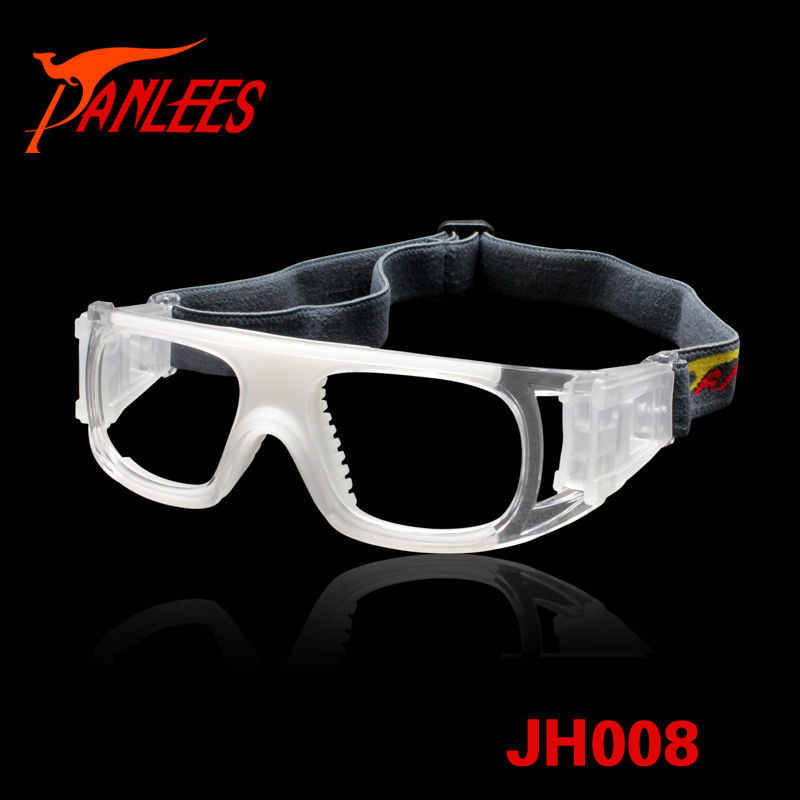 Hot Sales Panlees Anti-Impact Prescription Sport Goggles Soccer Glasses Basketball For Adult