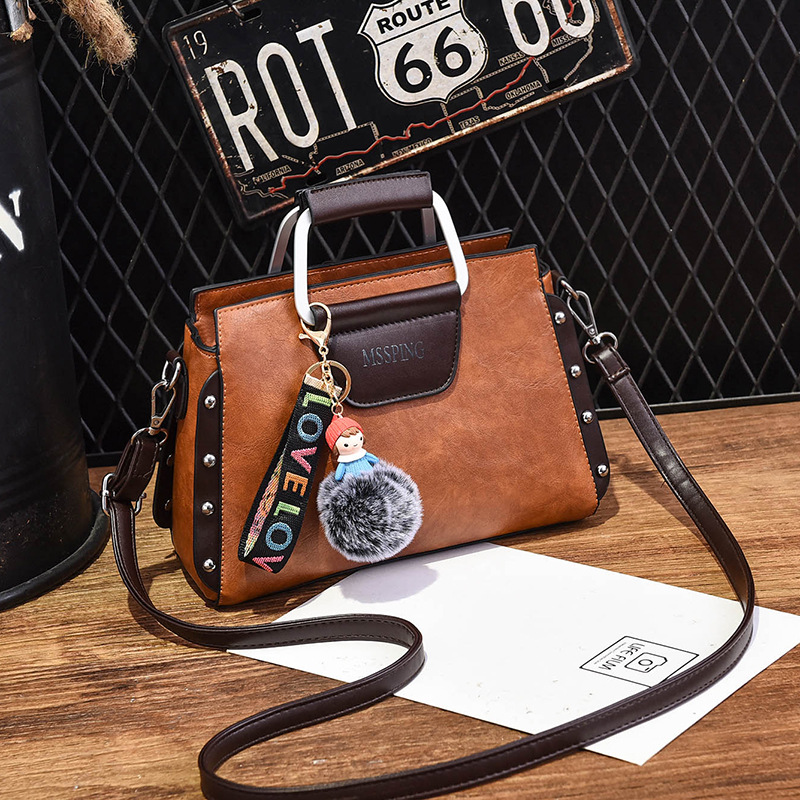 Women Bags Shoulder Tote Bags bolsos New Women Messenger Bags With Tassel Famous Designers Leather Handbags 20171224 4