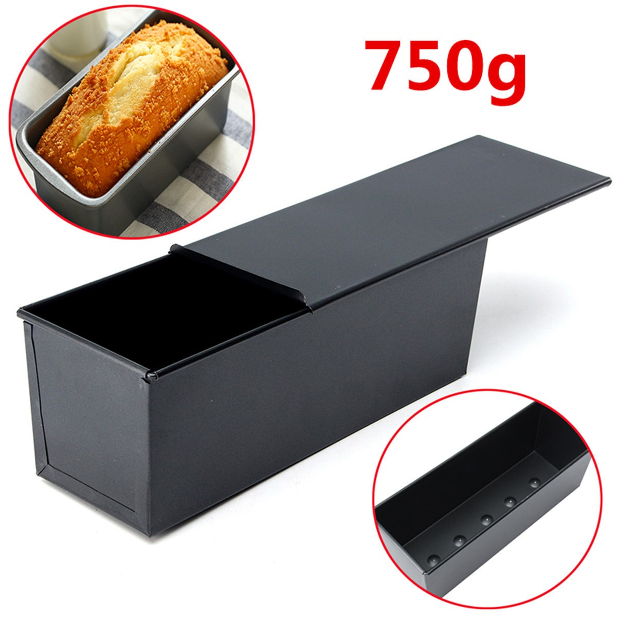Rectangle Cake Tin