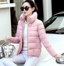Women Clothes 2017 Winter jacket women Cotton Padded Slim Winter coat women Parka Warm Female Outwear jaqueta feminina