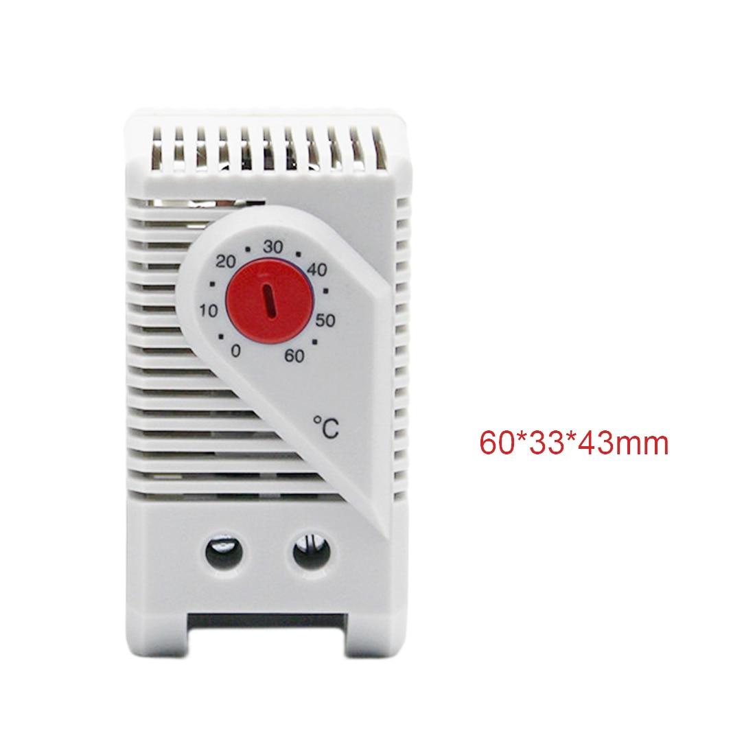 Top Kto 011 Compact Normaal Gesloten (Nc) Mechanische Stego Kabinet Thermostaat Temperatuurregelaar Thermoregulator