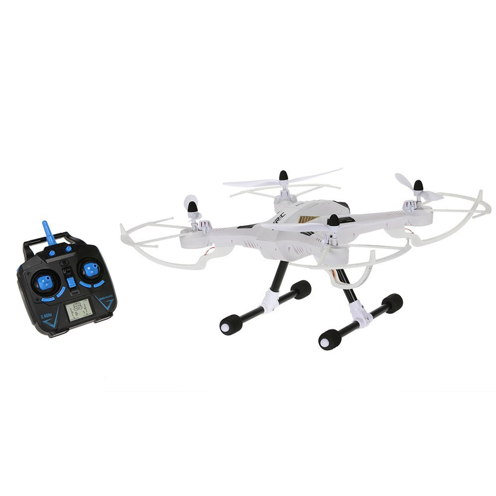 Фотография JJRC H26 2.4GHz 4CH 6-axis Gyro Without Camera RC Quadcopter with One Key Return CF Mode 360 Eversion Function