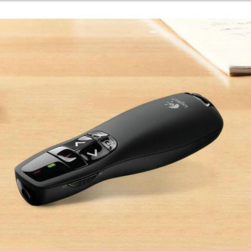 USB Wireless Presenter Red Laser Pointer Remote Control Powerpoint Presentation