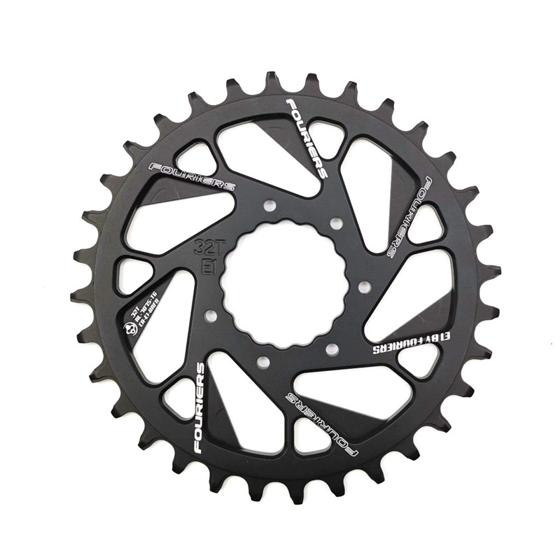 Fouriers Bike Single Chainring 0mm Offset Direct Mount For Cinch NEXT SLG4 R SL Cranks Bicycle