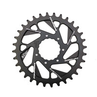 Fouriers Bike Single Chainring 0mm Offset Direct Mount For Cinch NEXT SLG4/R/SL Cranks Bicycle Narrow wide Teeth Chainwheel