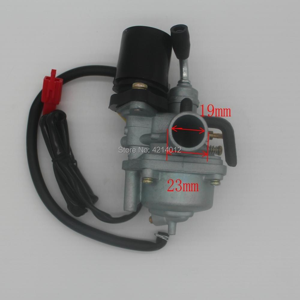 19mm Vergaser Pz19 Für 2 2-takt Minarelli 50cc 90cc Roller Moped Jog Jog50 Jog90 1e40qmb 1pe40qmb 1e50qmg E-ton Polaris