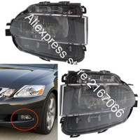 Fog Lights for Lexus GS300 GS350 GS400 GS430 GS460 2005 2006 2007 2008 2009 2010 2011 Driving Lamps Pair