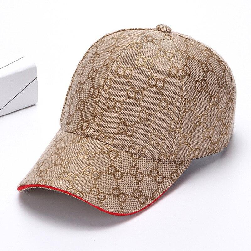New Fashion High Quality Geometric Print Spring Summer Lady Men's Snapback   Baseball     Cap   Visor Hat Hip Hop Dad truck hat