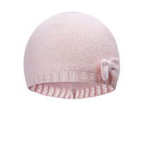 Free Shipping Tou Baby Child Warmhat Baby Girl Pink Cap Baby Boy Warm Knitted Hat Infant