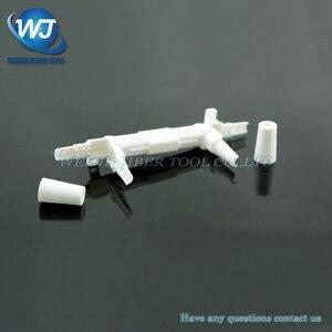Image 5 - 100 шт. волоконно оптическая термозащитная круглая коробка для капельного кабеля Оптическое волокно плавленое