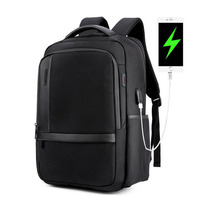 bfe3f626cfe Backpack Multifunction USB Charging 18 Inch Laptop Bag Large Capacity  Waterproof Travel Bags For Macbook Air