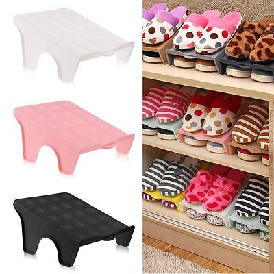 Household Daily Convenienct Product Home Shoe Rack Shelf Storage Closet Shoes Organizer Cabinet Holder plastic mold for household product case