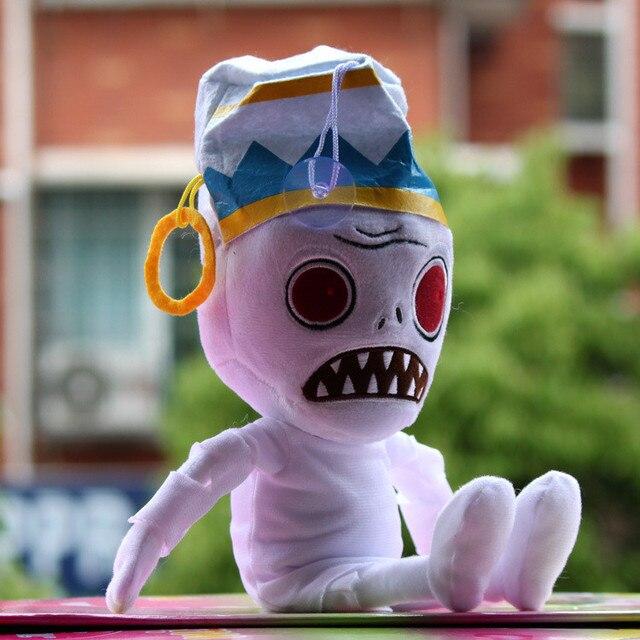 Сокровища Yeti Snow Зомби растения Против Зомби Мягкие Плюшевые Чучело Игрушки Куклы