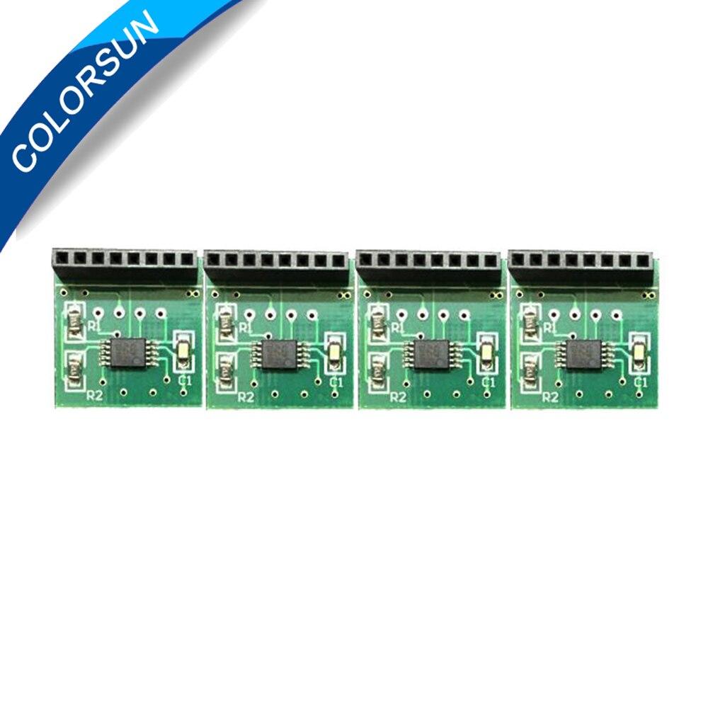 4 шт. 1 компл. D5800 декодер чип декодер для hp D5800 5800 декодер принтер постоянный ДСП D 5800 расшифровки карты