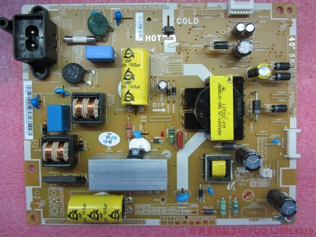 ФОТО PD40AVF_CSM BN44-00496A Good Working Tested