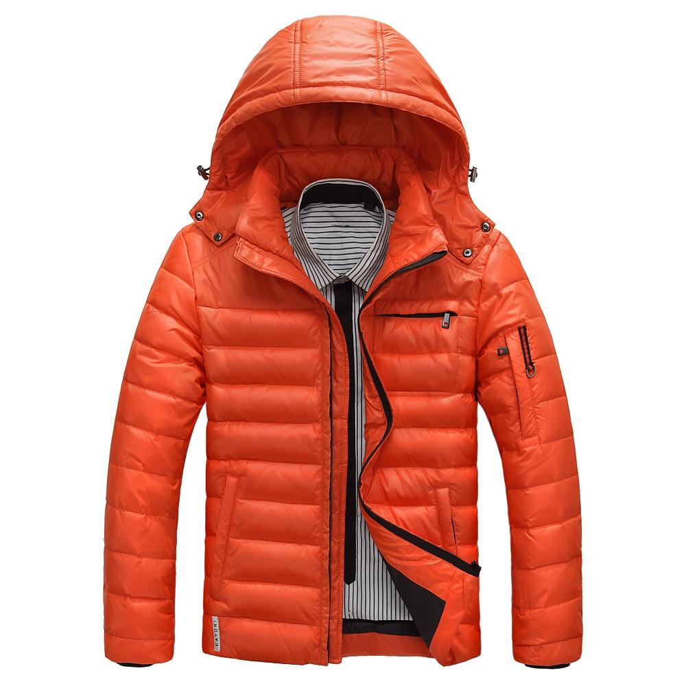 Brand Winter Jacket Men Down Parka Camperas Hombre Invierno Warm ...