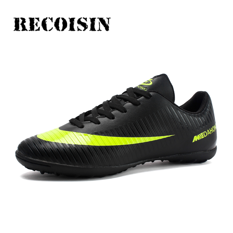 Soccer-Shoes Sneakers Turf Football-Boots Futsal Superfly Indoor Original Waterproof