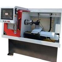 Máquina automática de reparación de trefilado de rueda de coche escaneo láser de alta precisión