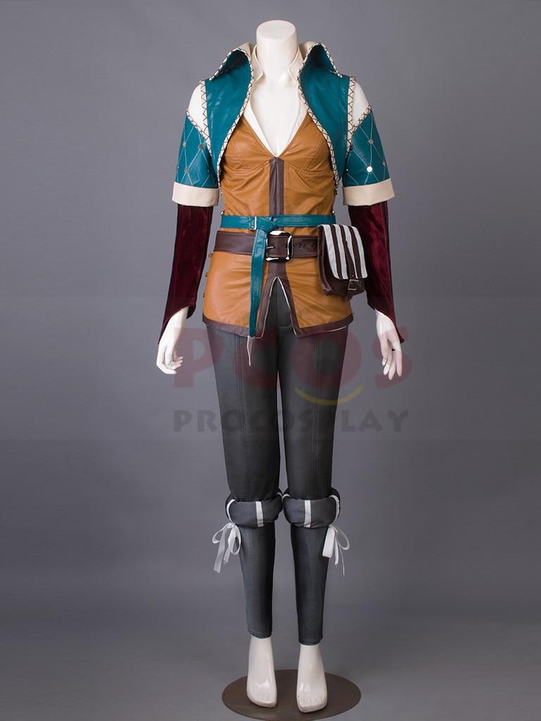 ในสต็อก Witcher 3: Triss Merigold - เครื่องแต่งกาย