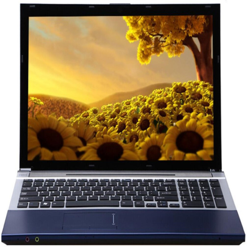 4000mAh Battery Intel Core I7-5500U Laptop 8GB RAM+1000GB HDD 15.6