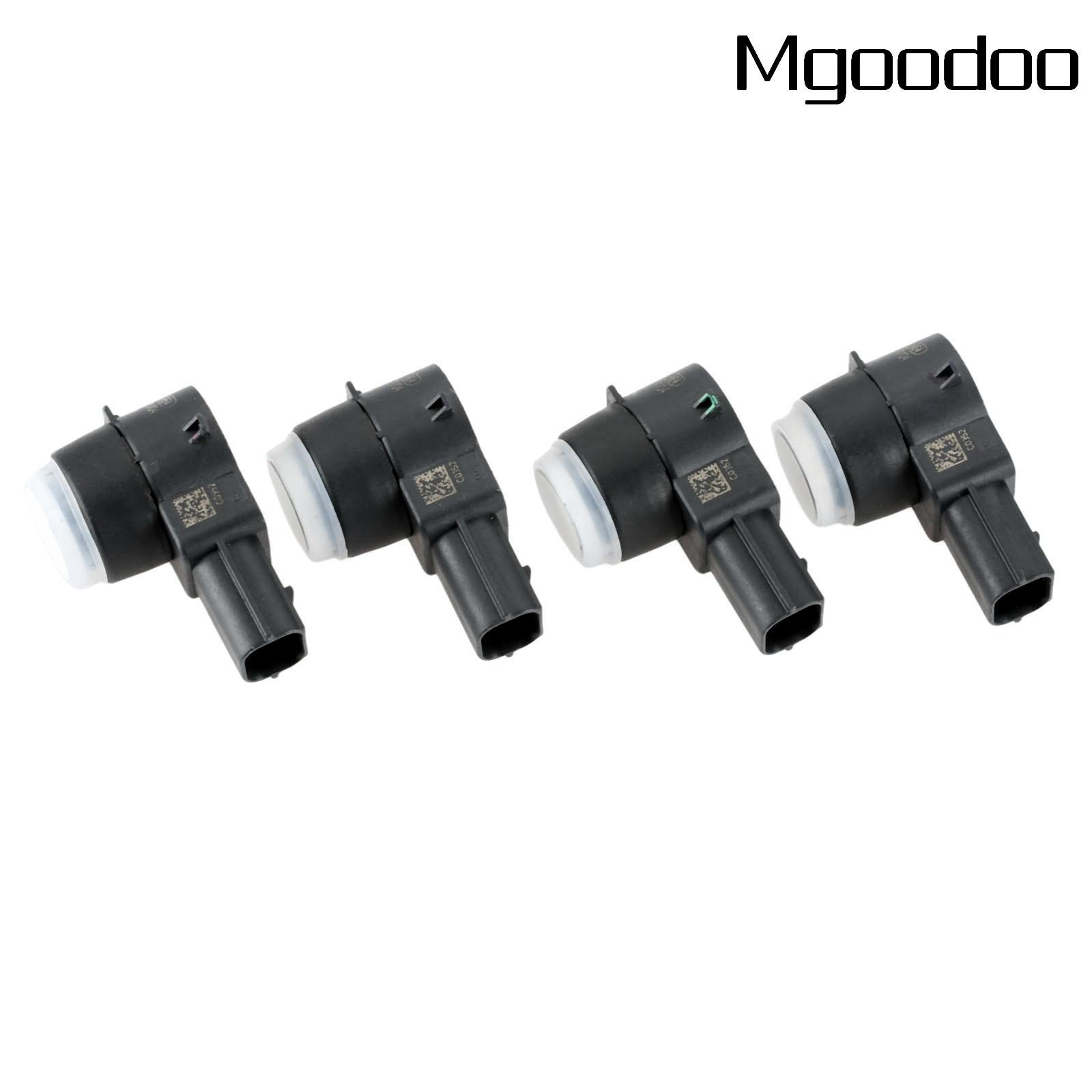 New 4x PDC Parking Distance Control Sensor Backup Reverse Assist Radar 21995588 0263003402 For G M Automobiles Packtronic Sensor