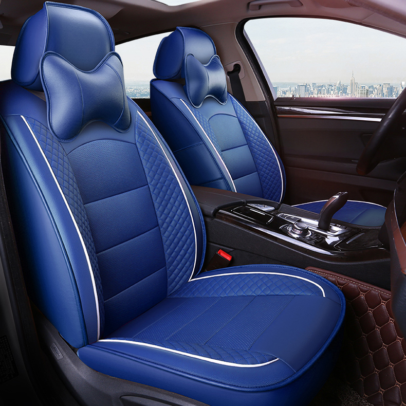 custom car <font><b>seat</b></font> <font><b>cover</b></font> 2 pc front <font><b>seat</b></font> for <font><b>Peugeot</b></font> <font><b>206</b></font> 207 301 <font><b>206</b></font> CC 307 CC 308 SW 407 2008 3008 607 4008 5008 307SW car <font><b>cover</b></font> image