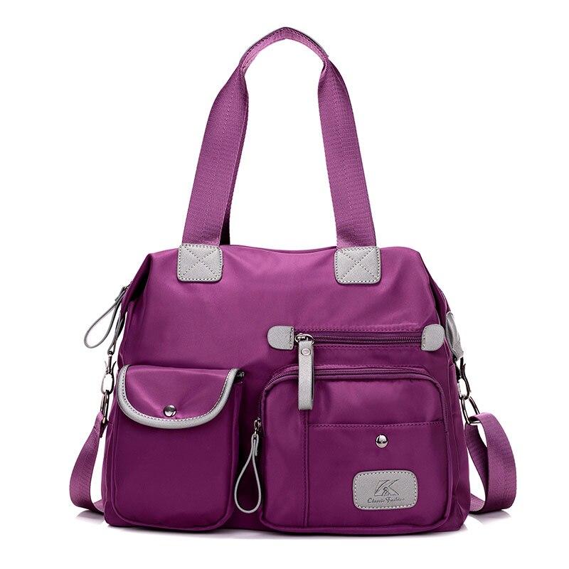 68a1f2fa1b9d 2018 new High Quality handbags casual bag women shoulder bag waterproof  nylon messenger bags Large Capacity Totes Bolsa