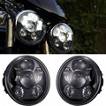 """For '06-'11 VRSCD and VRSCDX '15-later XG '04-later XL '09-'13 XR 5-3/4"""" 5.75"""" Inch Motorcycle Projector Daymaker LED Headlight"""