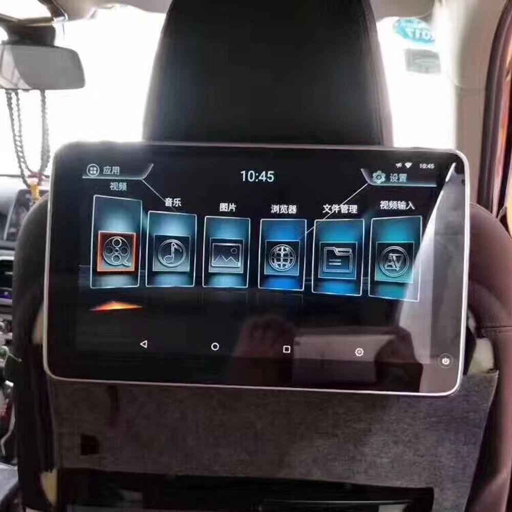 Fabricant De Voiture Appui-Tête Vidéo DVD Joueurs pour BMW Android OS Automobile Appuie-tête Se Monte Tablet Tête reste Moniteurs TV Écran