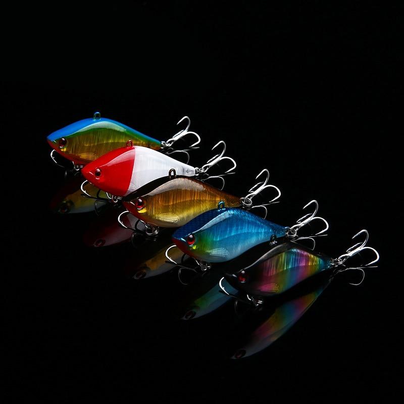 1 STÜCKE Multicolor Harten Köder Künstliche Angelgerät 6,3 cm 14g - Angeln - Foto 3