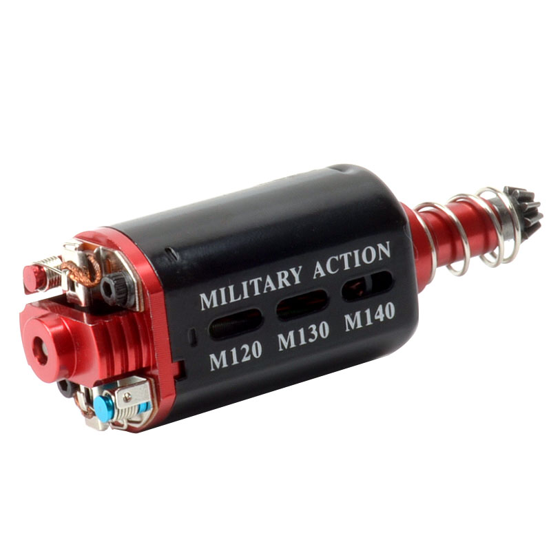 High Speed AEG Motor Long/Short Axis for AK M16/M4/MP5/G3/P90 AEGSeries Fits for M120 M130 M140 Spring