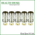 5pcs/lot Original Eleaf ECL 0.3ohm Head SS316 Coil 50-80W for iJust S Atomizer Lemo 3 iJust 2 iJust 2 mini atomizer