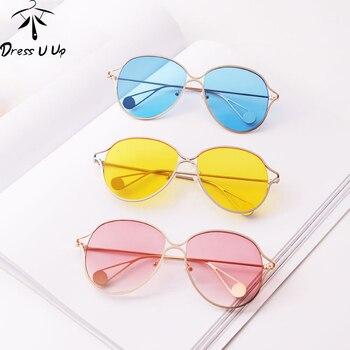 DRESSUUP Fashion Kids Sunglasses Brand D...