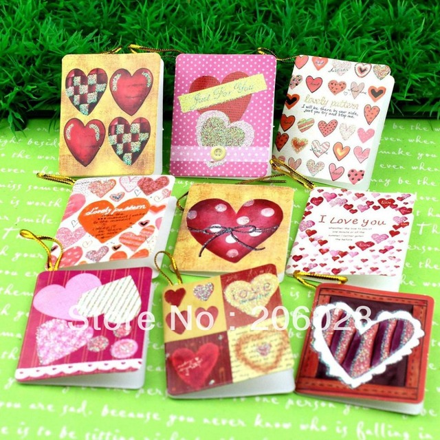288 sets hot new mini cartoon cardsgreeting card with rope 288 sets hot new mini cartoon cardsgreeting card with rope creative cards wholesale m4hsunfo