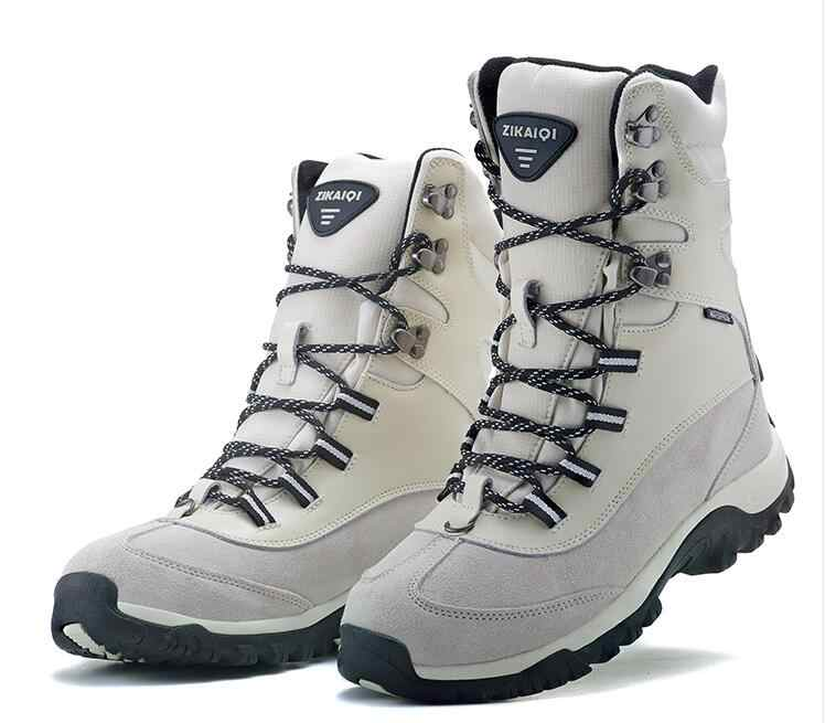d015d9638be Detail Feedback Questions about New women winter hiking boots ladies ...