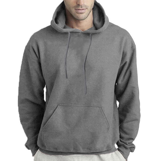 Autumn and Winter Men's Hoodies Sweatshirts Pullover for Male  1