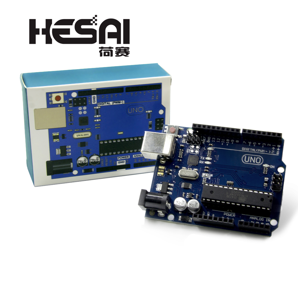 Kit For Arduinoin Integrated Circuits From Electronic Components