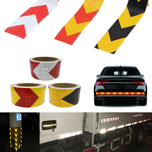 5CM X 3M Car Stickers Fluorescent Reflective Sticker Automobile Reflector Strip Motorcycle   Car Stickers And Decals Decoration 5cmx10m reflective sticker automobile luminous strip car