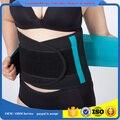 Mujeres Hombres Cinturón Back Brace Postura Volver Cinturón de Soporte Elástico Espalda Apoyo Lumbar Ayuda de La Cintura del Corsé