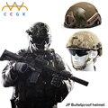 Military army tactical swat police bulletproof Helmet NIJ IIIA Kevlar JP combat Paintball air gun self defense fast ballistic he