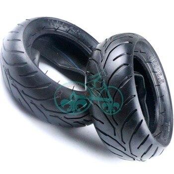 Neumático de bicicleta de bolsillo trasero de 6,5 pulgadas, neumático 110/50-6,5 y 90/65-6,5 para patinete eléctrico de 2 tiempos, MiniMotor de Motor, piezas de repuesto de 49cc