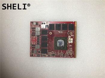 SHELI FOR Dell M6100 Video Card 0MG0X9  2GB