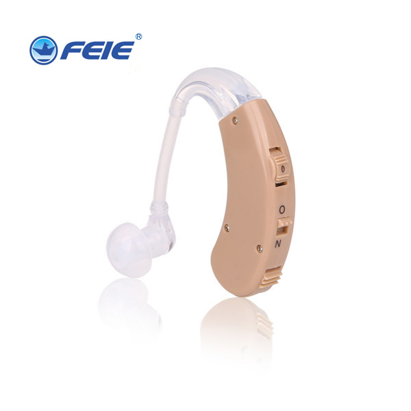 Free Shipping ear zoom near to analog bte hearing aid S-998 clear sound hearing machine for hearing loss micro ear mini bte analog hearing aid for external deaf fe 205 free shipping