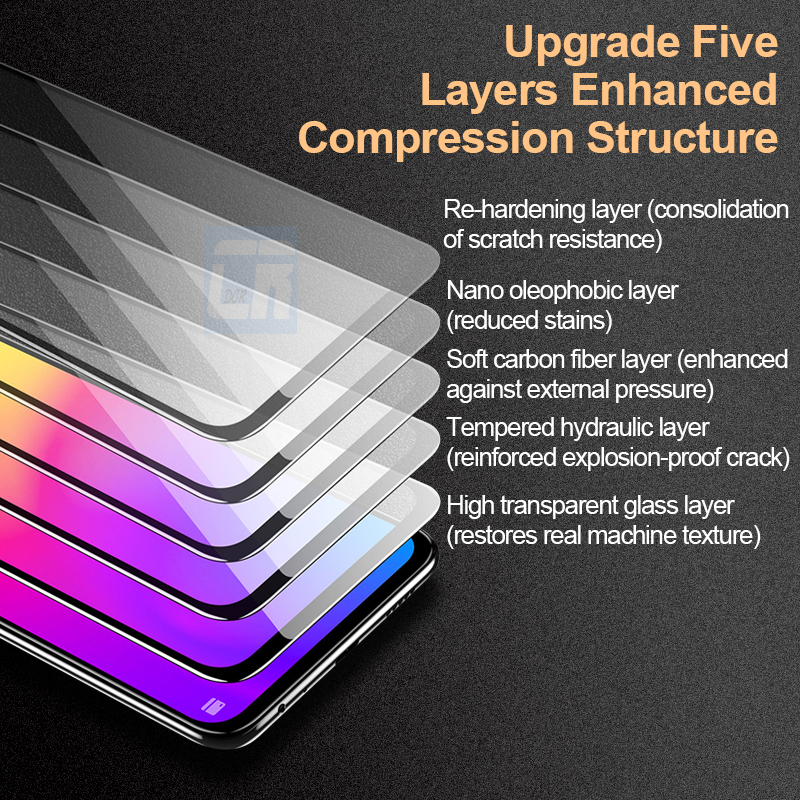 9H Full Cover Protective Glass on the for Meizu M5 M3 Note 8 9 M5S M3S Mini Tempered Glass for Meizu 16S XS U10 Screen Protector in Phone Screen Protectors from Cellphones Telecommunications