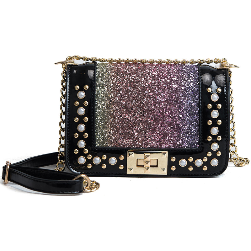 cea490fdf240 Fashion Crossbody Bag Plaid Geometric Patchwork Tote For Women Luxury Sac a  Main Shoulder Bag Designer Clutch Brand Handbags