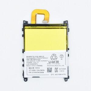 Image 3 - Hekiy Boa qualidade Bateria de Alta Capacidade Para Sony Xperia Z1 L39h C6902 C6903 LIS1525ERPC Bateria Do Telefone 3000 mah
