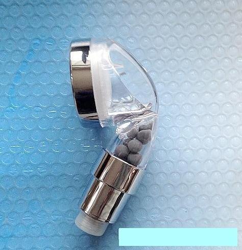 Schoonheidssalon Grote Douchekop Shampoo Bed Handheld Lange Steel Masseren Spuitkop Water Filter Barbershop Spa Douche Rose